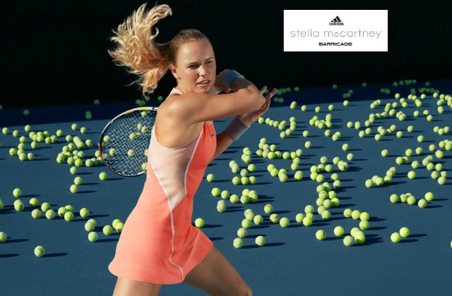 Caroline Wozniacki Australian Open dress