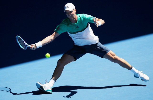 Tomas Berdych Australian Open 2016 outfit