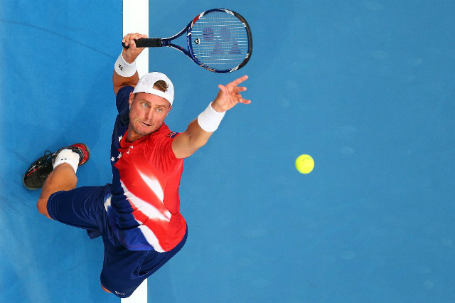 Australian Open 2016: Lleyton Hewitt's Athletic DNA outfit