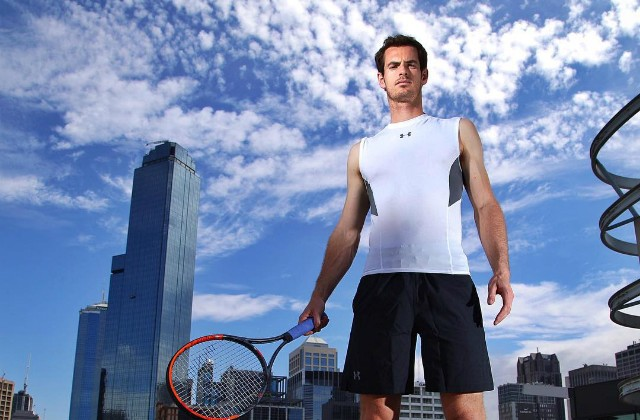 Andy Murray Australian Open outift