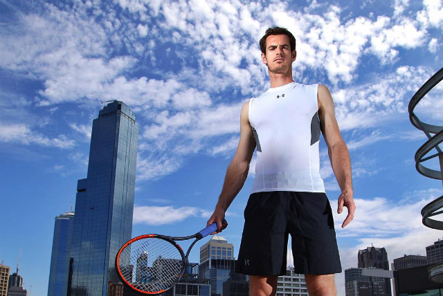 Australian Open 2016: Andy Murray's outfit
