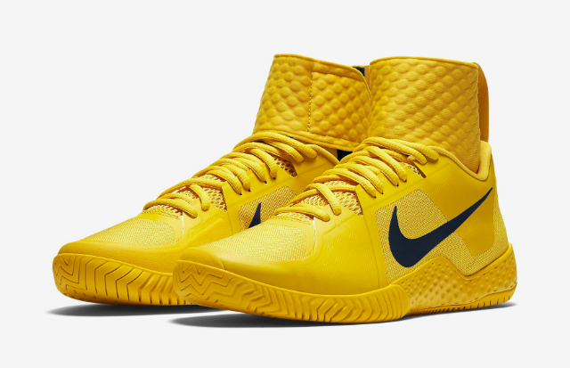 Australian Open 2016: Serena Williams NikeCourt Flare shoe