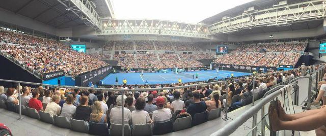 Australian Open 2016 day 3 recap