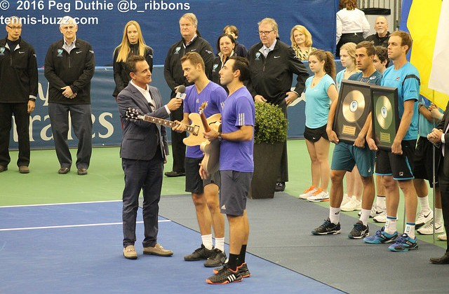 Doubles final, Memphis Open