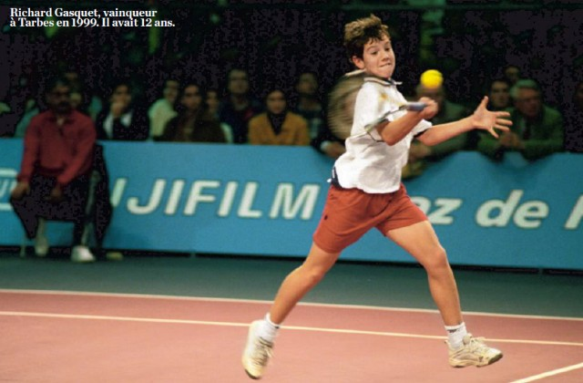 Richard Gasquet, Les Petits As, 1999