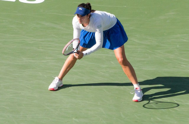 Christina McHale, Indian Wells 2016