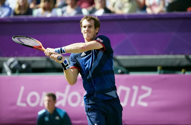 Andy Murray, London Olympics