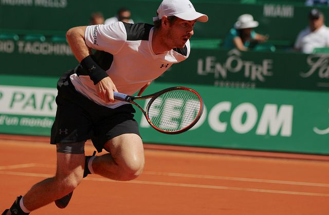 Andy Murray, Monte Carlo 2016