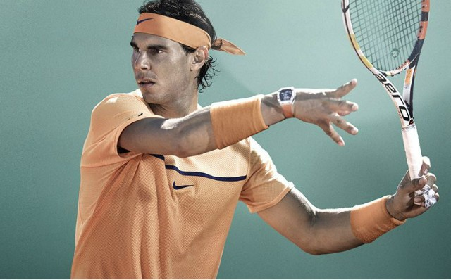 Nadal 2016 clay court season outfit