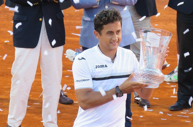 Nicolas Almagro, Estoril Open 2016