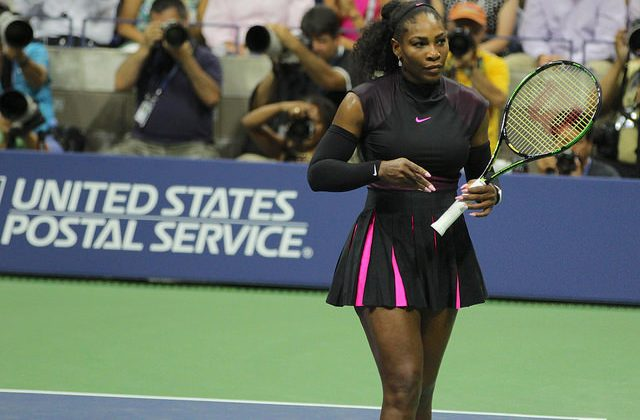 Serena Williams, 2016 US Open