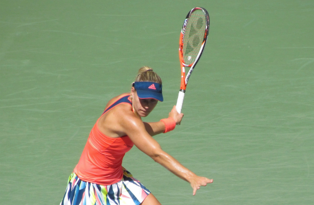 Angelique Kerber 2016 US Open outfit