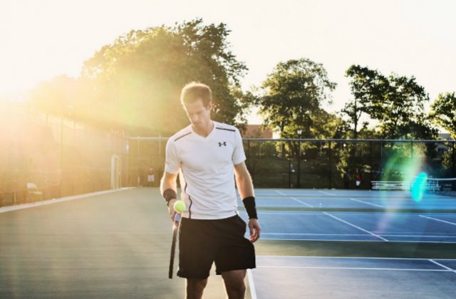 Andy Murray 2016 US Open outfit