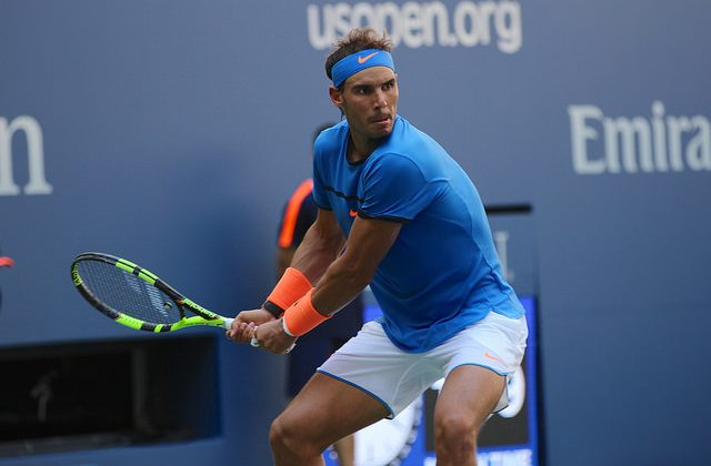 Rafael Nadal 2016 US Open outfit