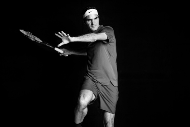 Nike celebrates Federer's 18th Slam title