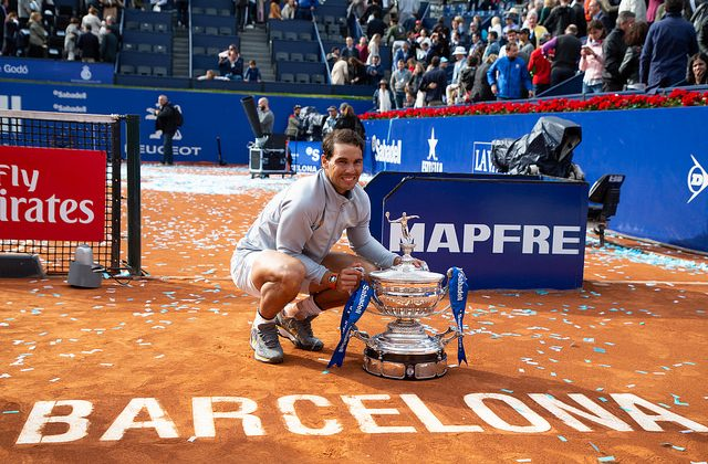 Nadal claims 11th Barcelona title