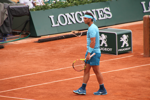 Roland Garros 2018: Rafael Nadal's outfit
