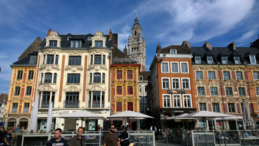 Lille travel guide for tennis fans