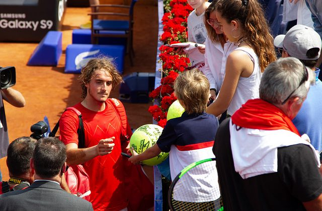 Stefano Tsitsipas reaches the Barcelona Open final