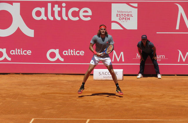 Stefanos Tsitsipas, Estoril Open 2019