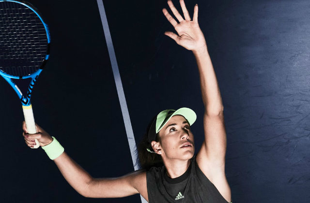 Garbine Muguruza 2019 US Open dress